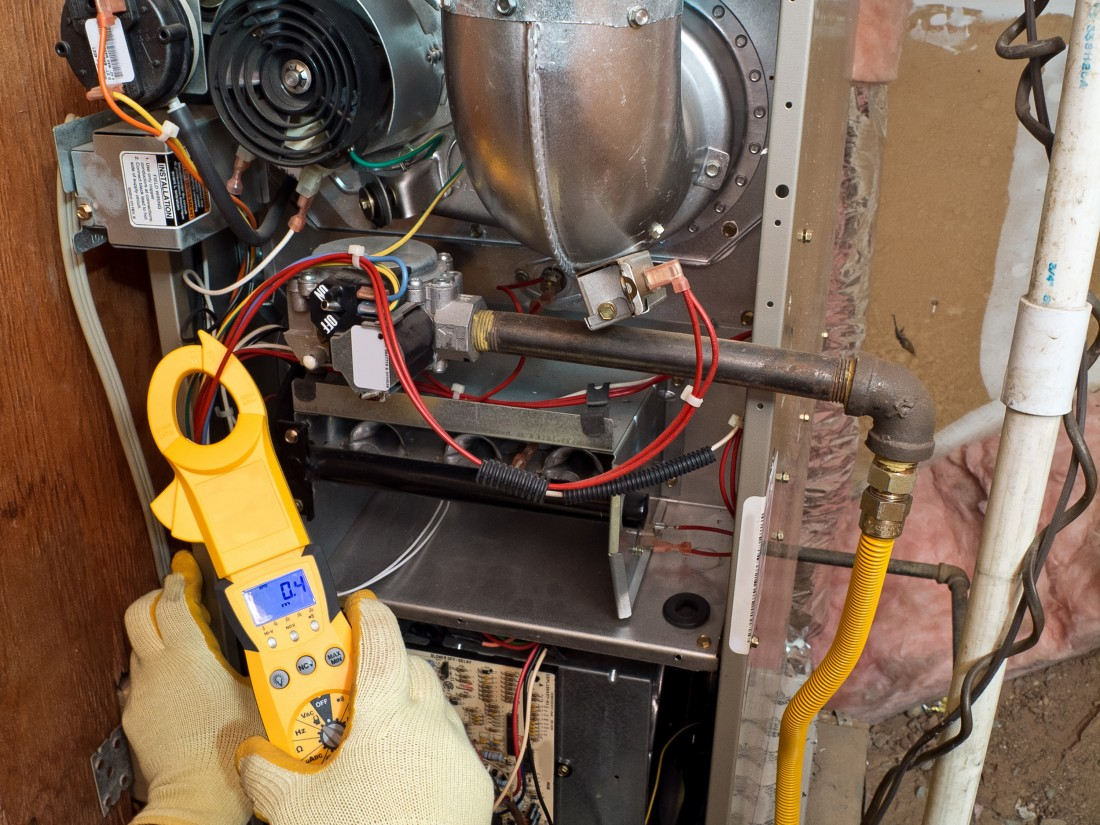 Furnace Repair Troy MI